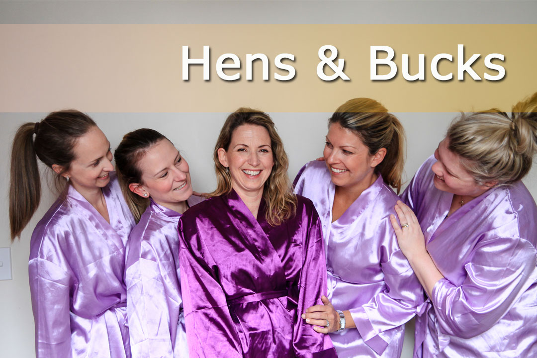 Melbourne Wedding & Bride - Hens & Bucks