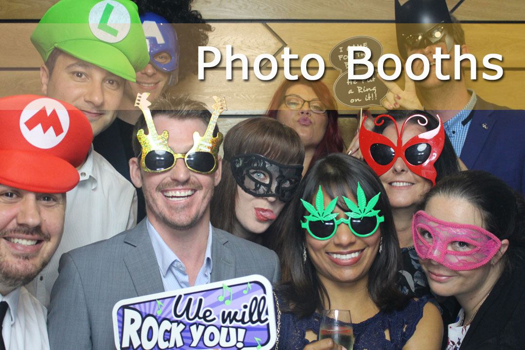 Melbourne Wedding & Bride - Photo Booths