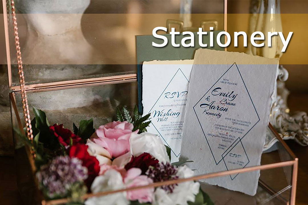 Melbourne Wedding & Bride - Stationery