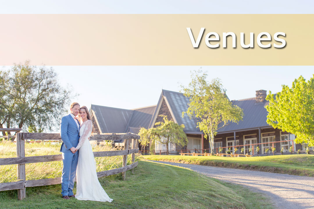 Melbourne Wedding & Bride - Venues