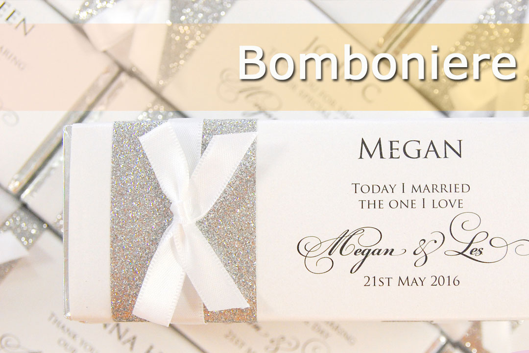 Melbourne Wedding & Bride - Bomboniere