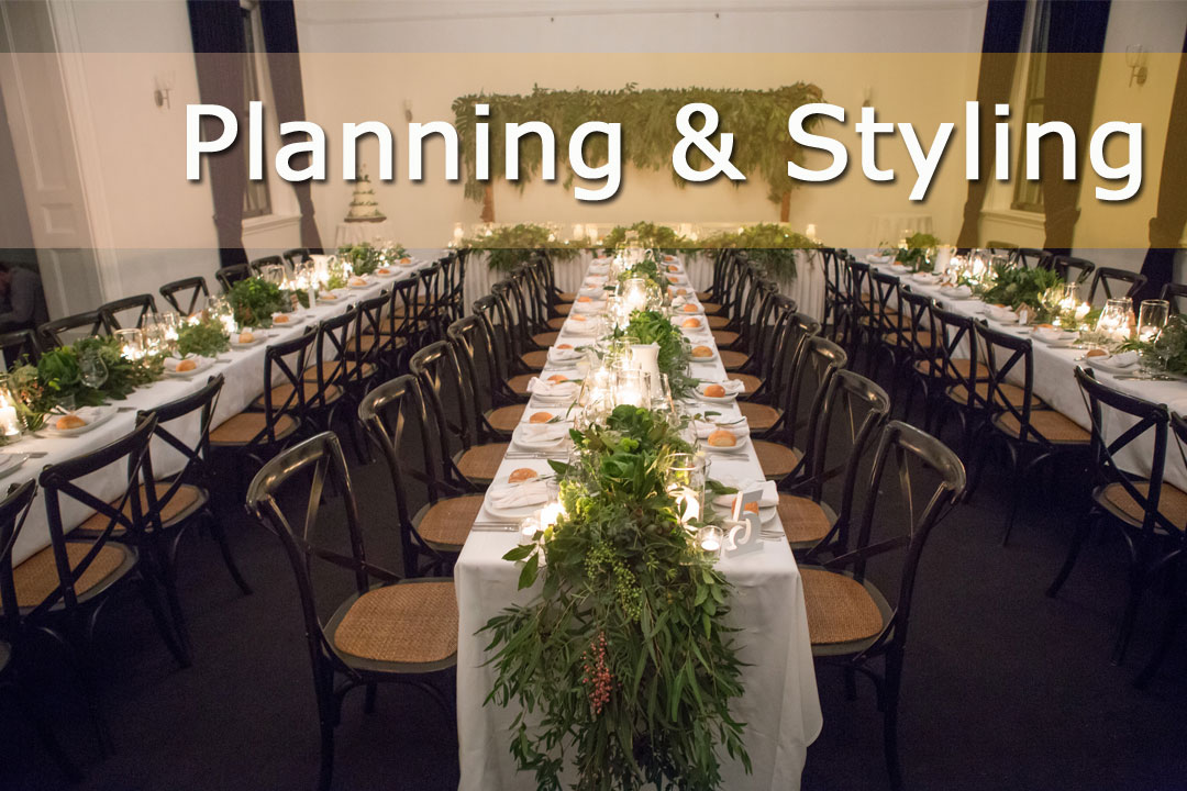 Melbourne Wedding & Bride - Planning & Styling