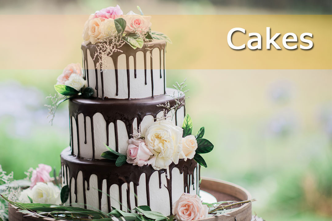 Melbourne Wedding & Bride - Cakes