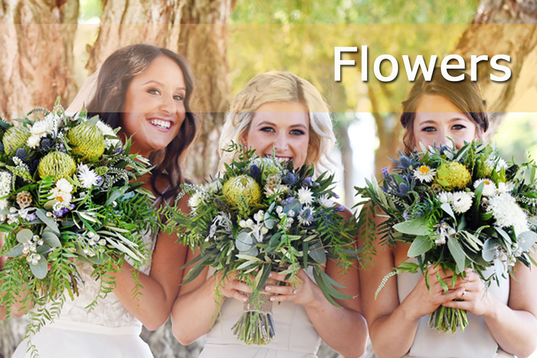 Melbourne Wedding & Bride - Flowers