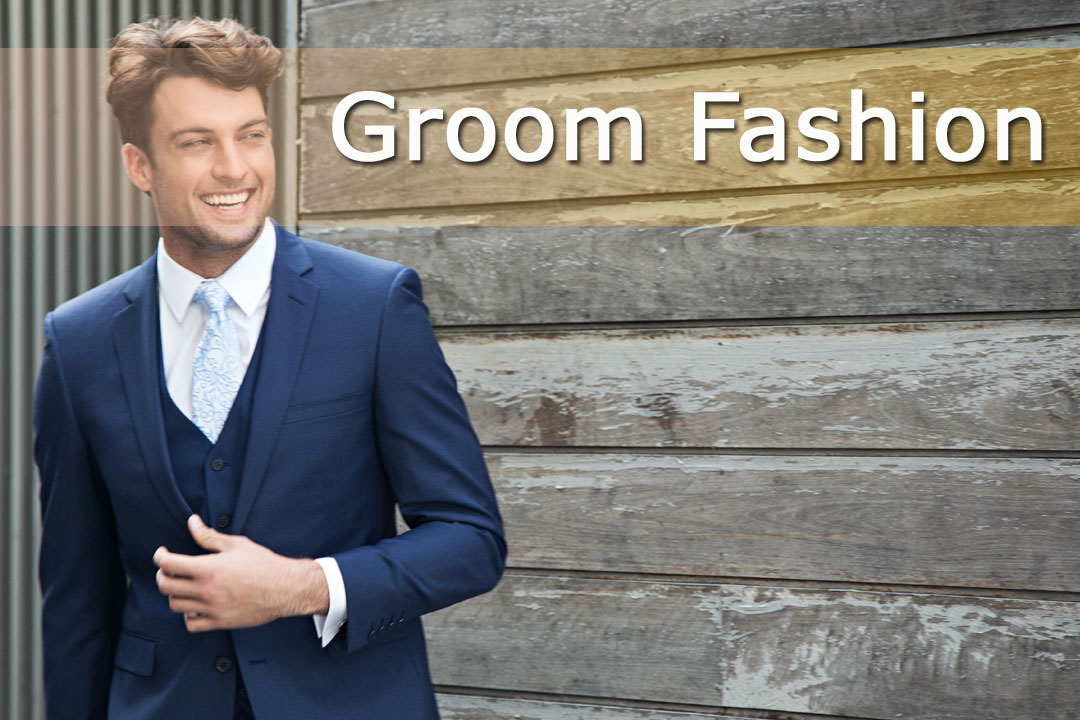 Melbourne Wedding & Bride - Grooms Fashion