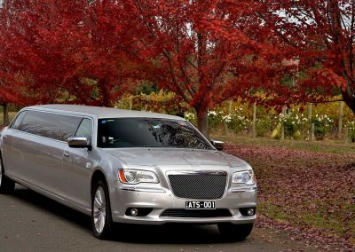 A Touch of Silver Limousine and Car Hire