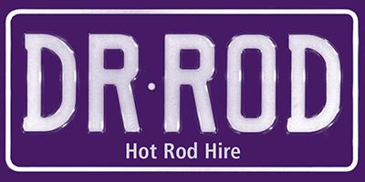 Dr Rod Hot Rod Hire, Dr Rod Hot Rod Hire Logo, Dr Rod Hot Rod Hire Melbourne, Melbourne Hot Rod Hire, melbourne wedding car hire