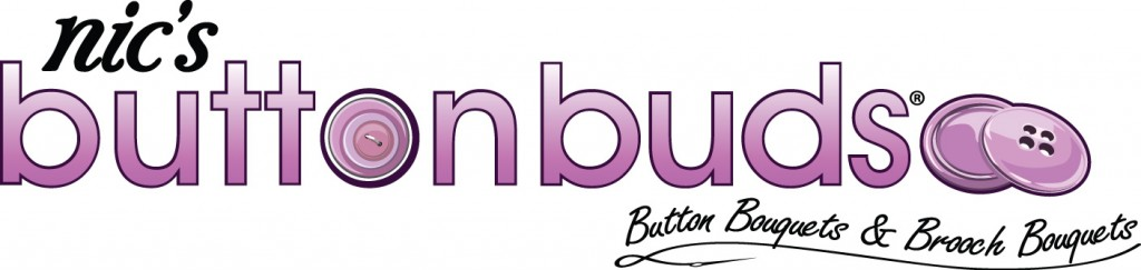 Nic's Button Buds, Nic's Button Buds Melbourne, Wedding Flowers, Wedding Flowers Melbourne, Nic's Button Buds logo