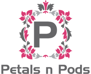 Petals n Pods, Petals n Pods Melbourne, Wedding Flowers, Wedding Flowers Melbourne, Petals n Pods logo
