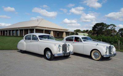 White Classic Jags