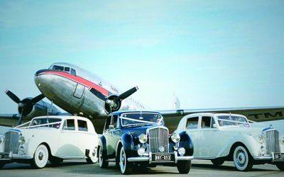 RR Classic Car Hire