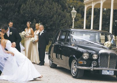 Carwood Wedding Car Hire