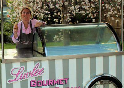 Luvlee Gourmet Ice Cream