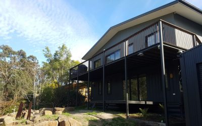 Yarra Valley Shipping Container Home