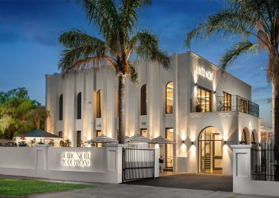 White Night Receptions