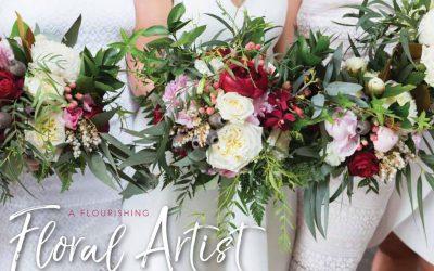 A Flourishing Floral Artist