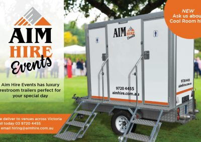 Aim Hire Events
