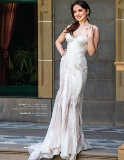MWB28 | Tanya Didenko Bridal Couture - Mansion Hotel & Spa at Werribee Park - 5
