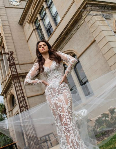 MWB28 | Tanya Didenko Bridal Couture - Mansion Hotel & Spa at Werribee Park - 7