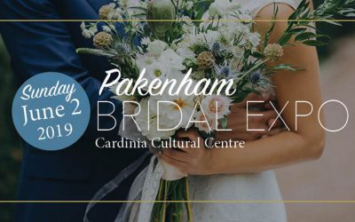 Pakenham Bridal Expo – June, 2019