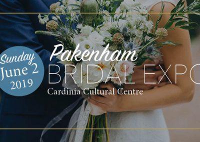Pakenham Bridal Expo – June, 2019
