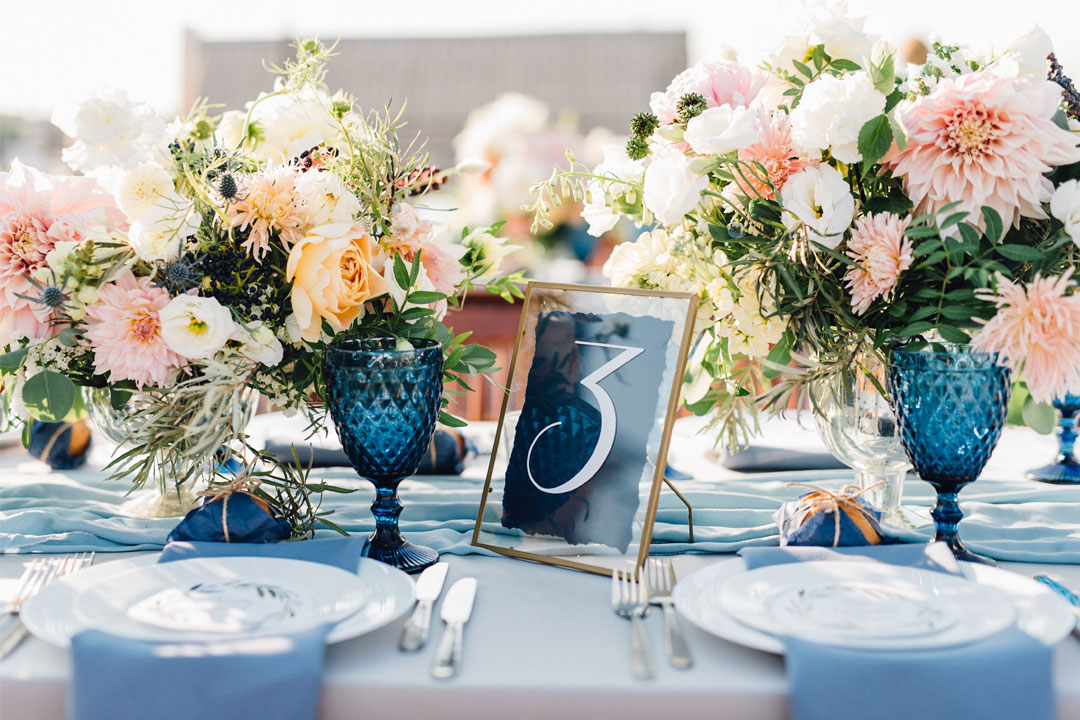 Melbourne Wedding & Bride Love It Styling table decorations