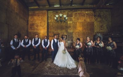 Weddings At The Wine Shed