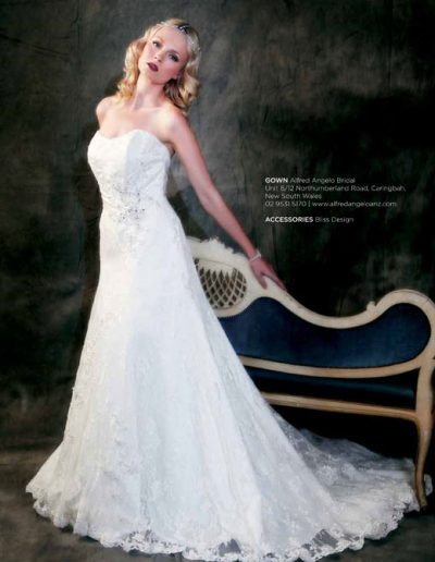 MWB17 | Alfred Angelo Bridal - Bliss Designs - Astir Images | 2