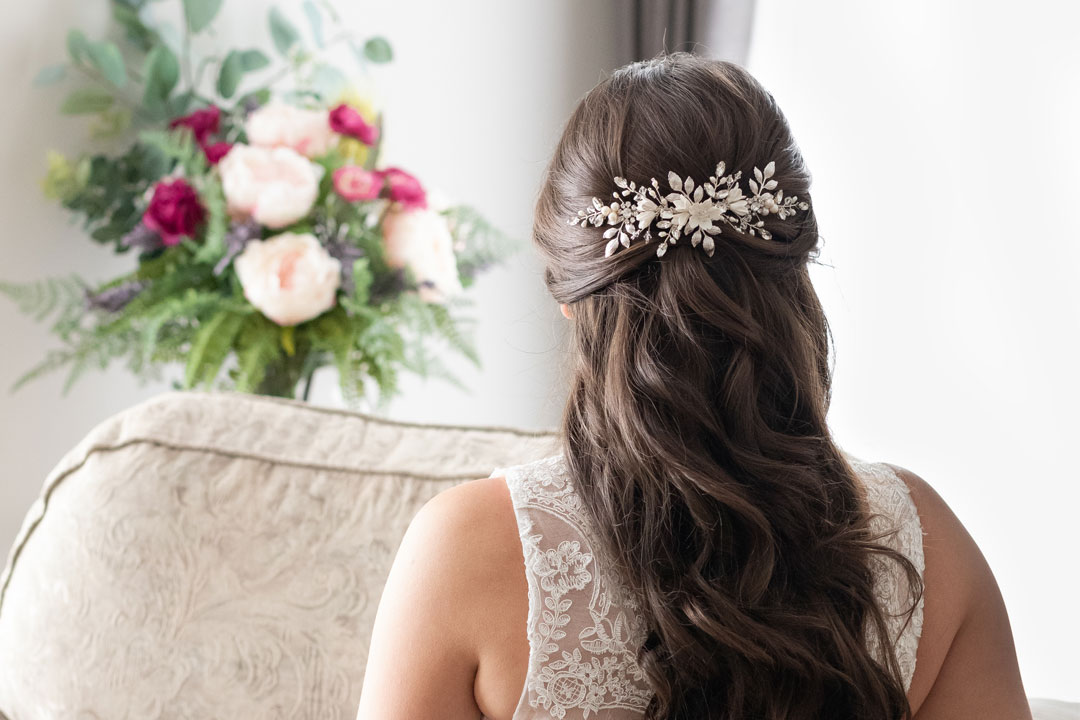 Michelle Pagonis Bridal Accessories in Melbourne