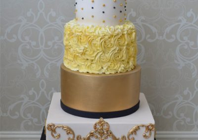 Designed by Mani Couture Cakes & Events
