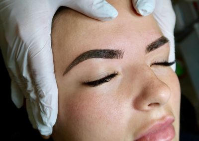 Feathered Arch Cosmetic Tattooing