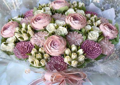 Bouquet Cakes